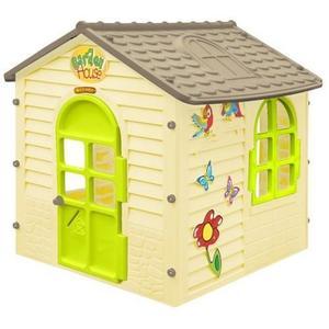 Casuta de Joaca cu Usi si Ferestre Functionale Small Garden House, 122 x 120 x 120 cm imagine