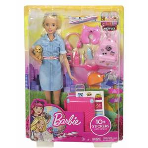 Papusa Barbie Travel imagine