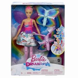 Papusa Barbie Dreamtopia - Zana zburatoare imagine