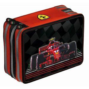 Penar triplu echipat Ferrari negru imagine