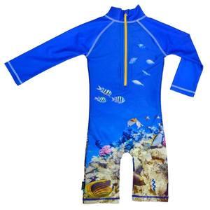 Costum De Baie Coral Reef Marime 74- 80 Protectie Uv Swimpy imagine