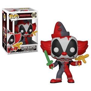 POP MARVEL: DEADPOOL PLAYTIME - DEADPOOL CLOWN imagine