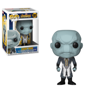 POP BOBBLE: MARVEL: AVENGERS INFINITY WAR: EBONY MAW imagine