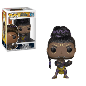POP BOBBLE: MARVEL: BLACK PANTHER: SHURI imagine