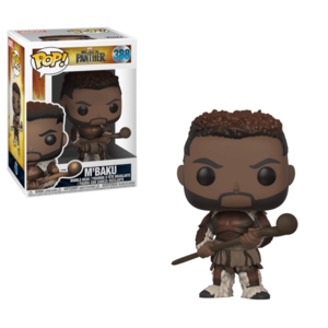 POP MARVEL: BLACK PANTHER - M'BAKU imagine