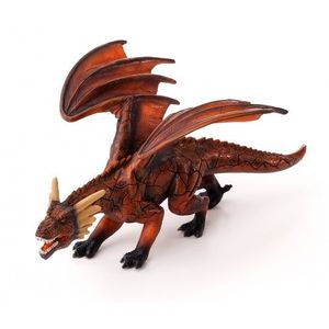 Figurina Dragon de Foc imagine