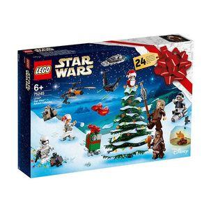 Calendar de Craciun LEGO Star Wars (75245) imagine