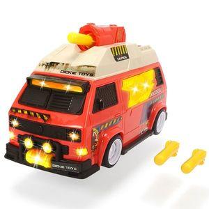 Masina Dickie Toys Volkswagen T3 Camper cu proiectile imagine