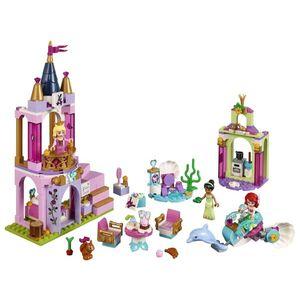 LEGO Festivitatile regale ale lui Ariel, Aurora si Tiana imagine