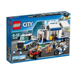 LEGO City, Centru de comanda mobil 60139 imagine