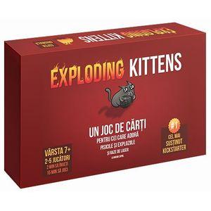 Exploding Kittens (RO) imagine