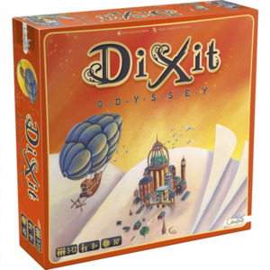 Dixit Odyssey (RO) imagine