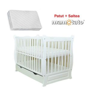 Patut multifunctional Eva Clasic + Saltea Cocos imagine