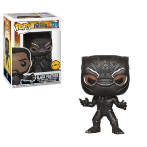 POP MARVEL: BLACK PANTHER - BLACK PANTHER W/ CHASE imagine