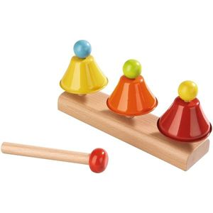 Instrument muzical sub forma de clopotei, Haba imagine