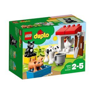 LEGO DUPLO, Animalele de la ferma 10870 imagine