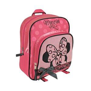 Ghiozdan junior Minnie Mouse dantela imagine