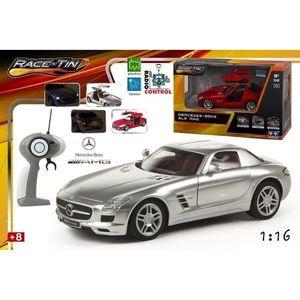 Masina Mercedes SLS AMG cu radiocomanda scara 1: 16 imagine