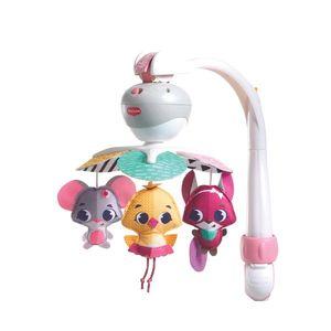 Carusel muzical portabil Tiny Princess Tales, Ia-ma cu tine, Tiny Love imagine
