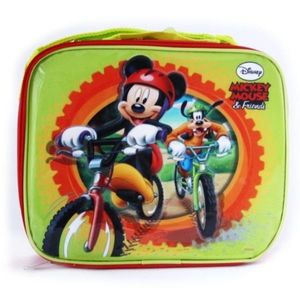 Geanta cu recipiente Mickey Mouse imagine