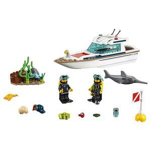 LEGO Iaht pentru scufundari imagine