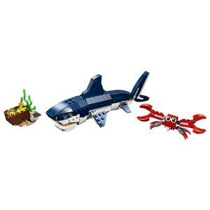 LEGO Creaturi marine din adancuri imagine