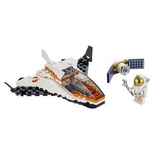 LEGO Misiune de reparat sateliti imagine