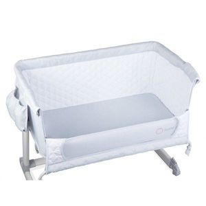 Patut 2 in 1 Co-Sleeper Theo Grey imagine