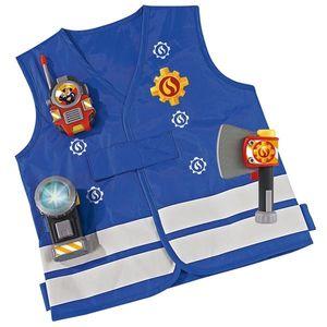 Costum pompieri Simba Fireman Sam imagine
