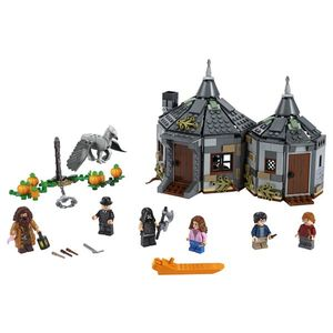 LEGO Coliba lui Hagrid: Eliberarea lui Buckbeak imagine