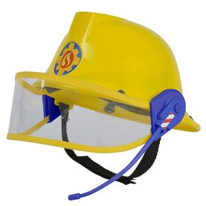 Casca de pompier Simba Fireman Sam Rescue Helmet imagine