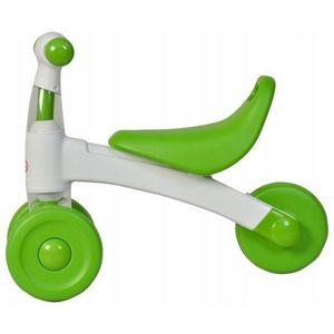Tricicleta fara pedale 3468 Ecotoys - Verde imagine