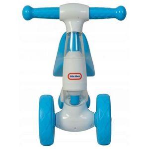 Tricicleta fara pedale 3468 Ecotoys - Albastru imagine