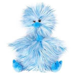 Jucarie de plus Noriel - Ratusca albastra, 28 cm imagine