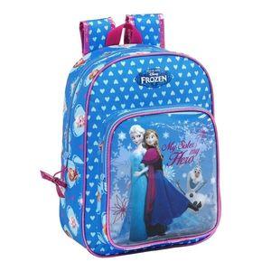 Ghiozdan Anna si Elsa imagine