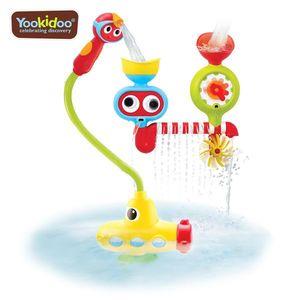 Jucarie Statie submarin cu dus, Yookidoo, 2-6 ani imagine