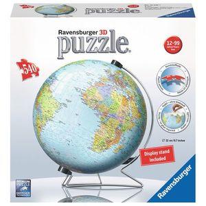 Puzzle 3d pamantul, 540 piese - Ravensburger imagine