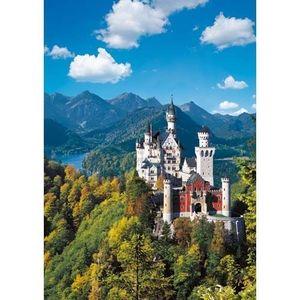 Puzzle Neuschwanstein, 1000 piese imagine