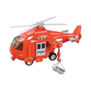 Elicopter cu lumini si sunete Cool Machines, Rosu imagine
