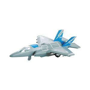 Avion de lupta cu lumini si sunete Cool Machines imagine
