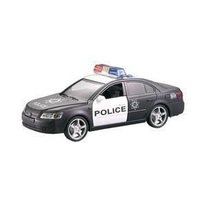 Masina de politie cu lumini si sunete Cool Machines, Negru imagine