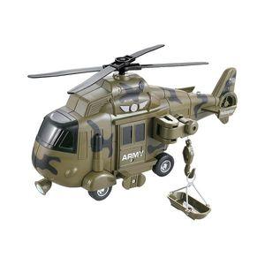 Elicopter militar cu lumini si sunete Cool Machines imagine