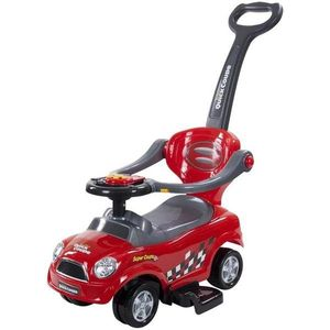 Masinuta Multifunctionala Coupe - Sun Baby - Rosu imagine