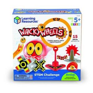 Set STEM - Wacky Wheels imagine