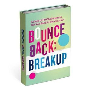Carti de joc cu provocari - The Bounce Back Stack: A Deck of 30 Challenges to Get You Back to Spectacular | Knock Knock imagine