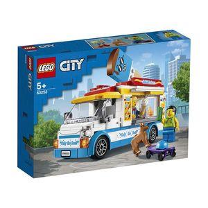 LEGO® City - Furgoneta cu inghetata (60253) imagine