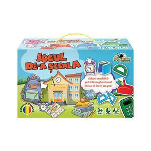 Joc educativ Noriel, Jocul de-a scoala imagine