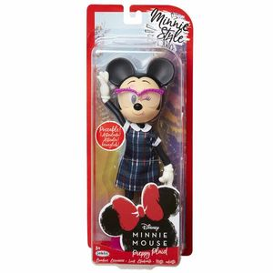 Papusa Minnie Mouse scolarita imagine