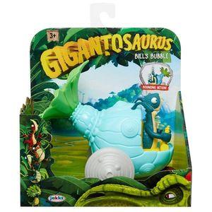 Figurina cu autovehicul Gigantosaurus, Bill's Bubble imagine