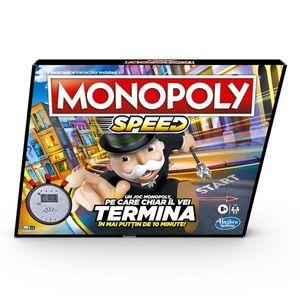 Joc de societate Monopoly Speed imagine